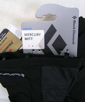Black Diamond Mercury Mitt Xl